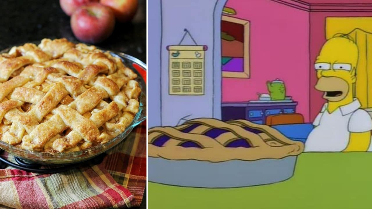 simpson apple pie originale cinematographe.it