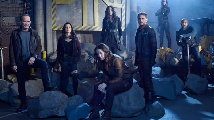 Agents of S.H.I.E.L.D Cinematographe