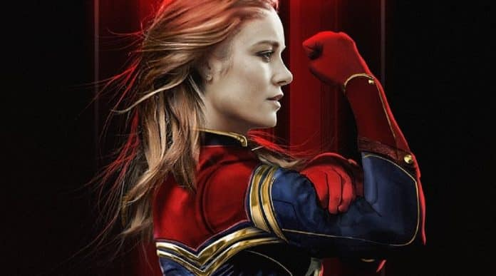 Captain Marvel Cinematographe