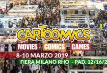 Cartoomics 2019 Cinematographe.it