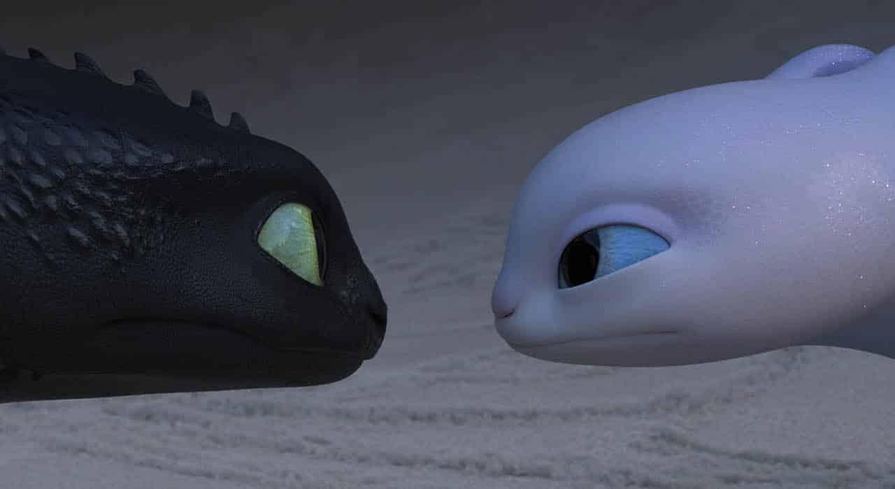 Dragon Trainer - Il mondo nascosto cinematographe