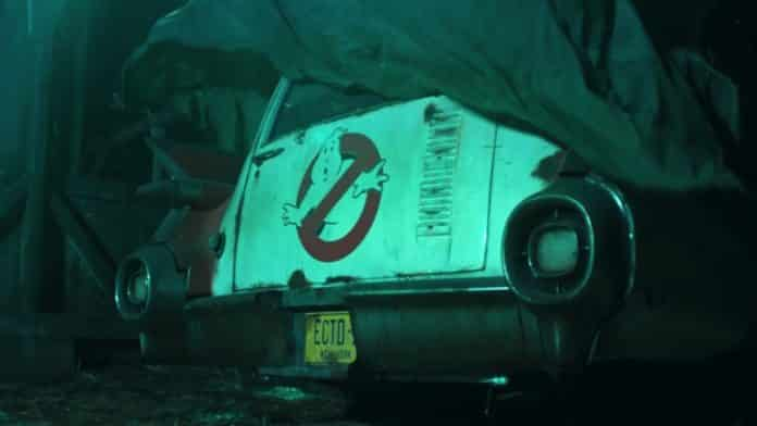 Ghostbusters, cinematographe