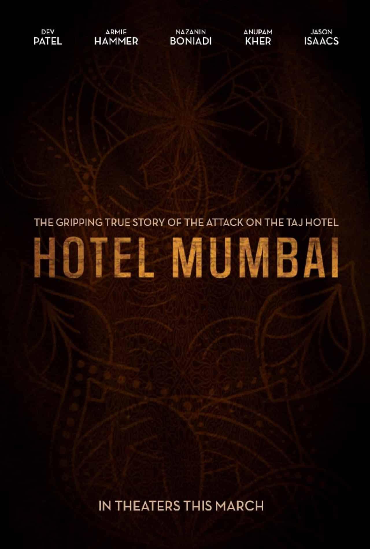 Hotel Mumbai Cinematographe