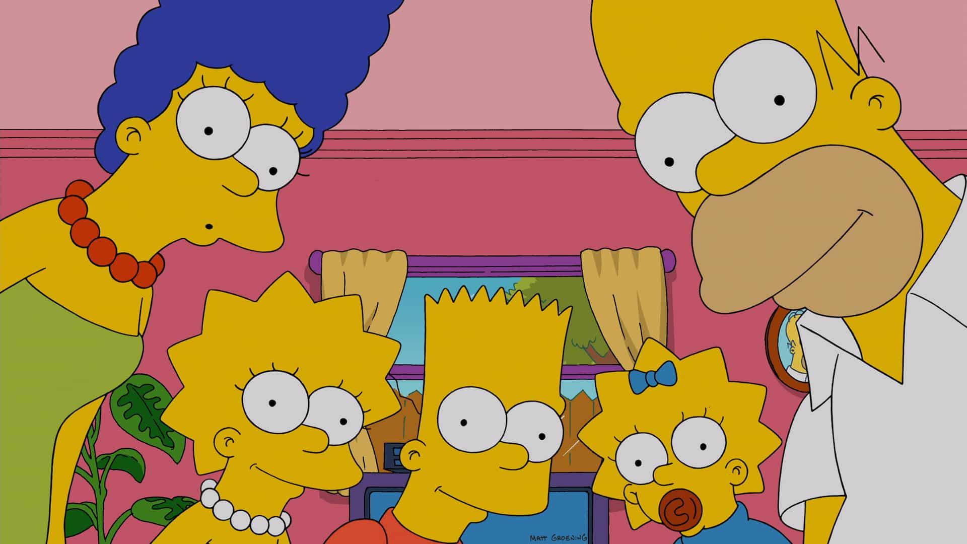 I Simpson Cinematographe.it