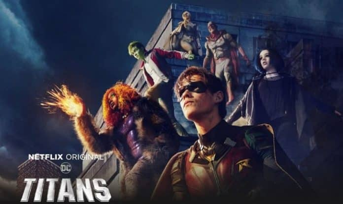 Titans Cinematographe