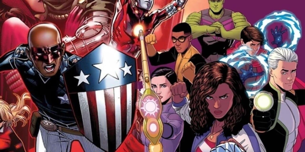 Young Avengers Cinematographe.it