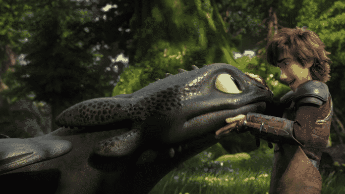 Dragon Trainer - Il mondo nascosto box office usa cinematographe.it