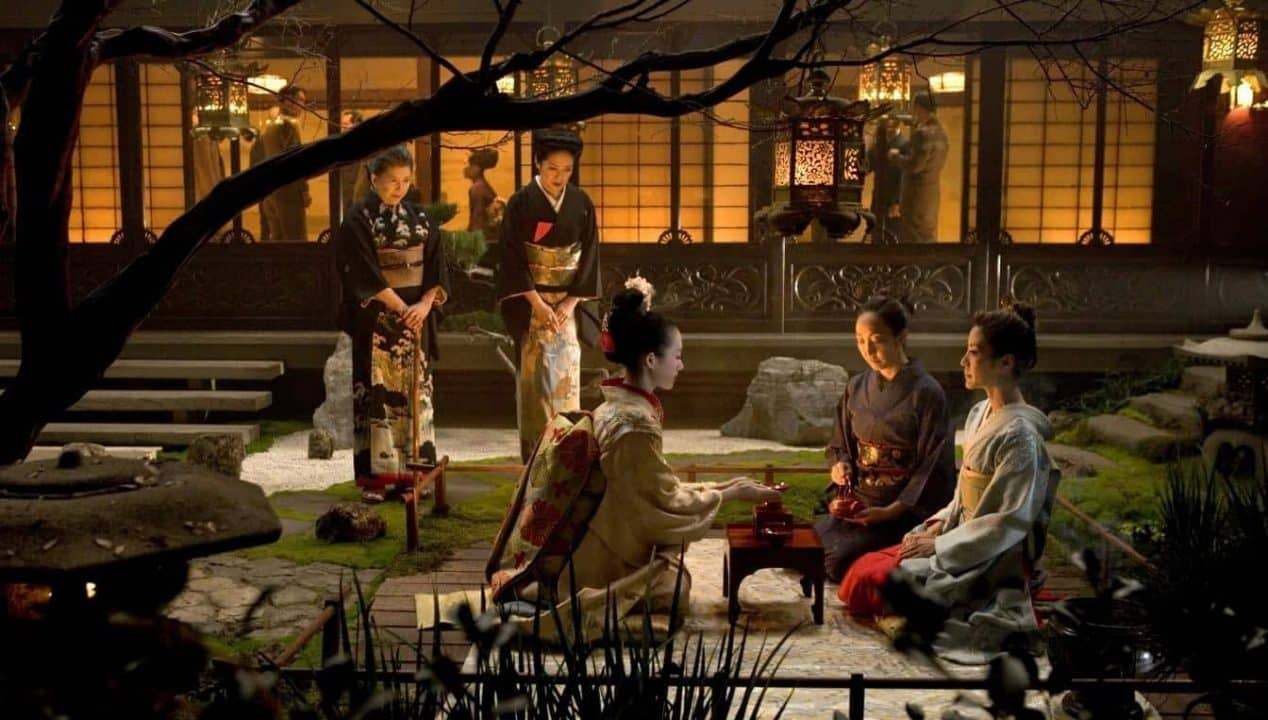 Memorie di una geisha Cinematographe.it