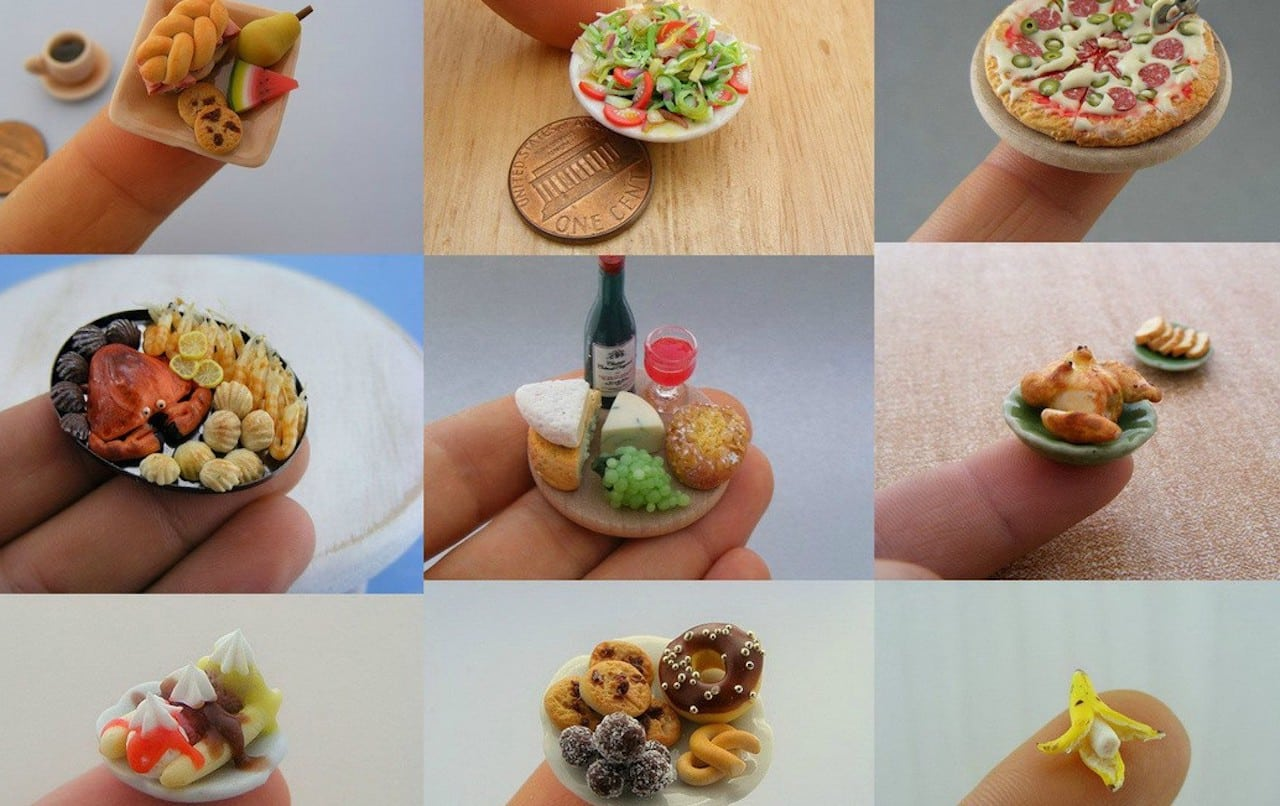mini food cinematographe