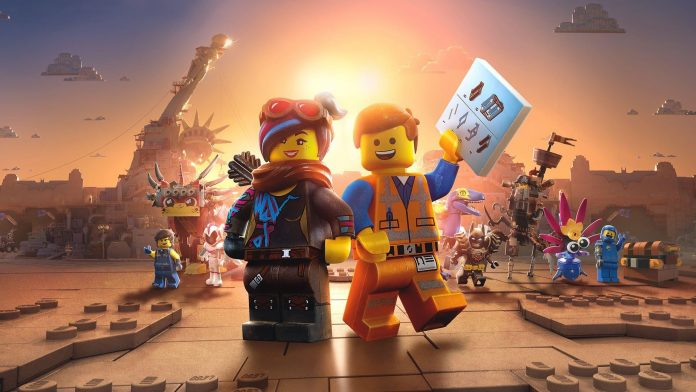 the lego movie 2 cinematographe
