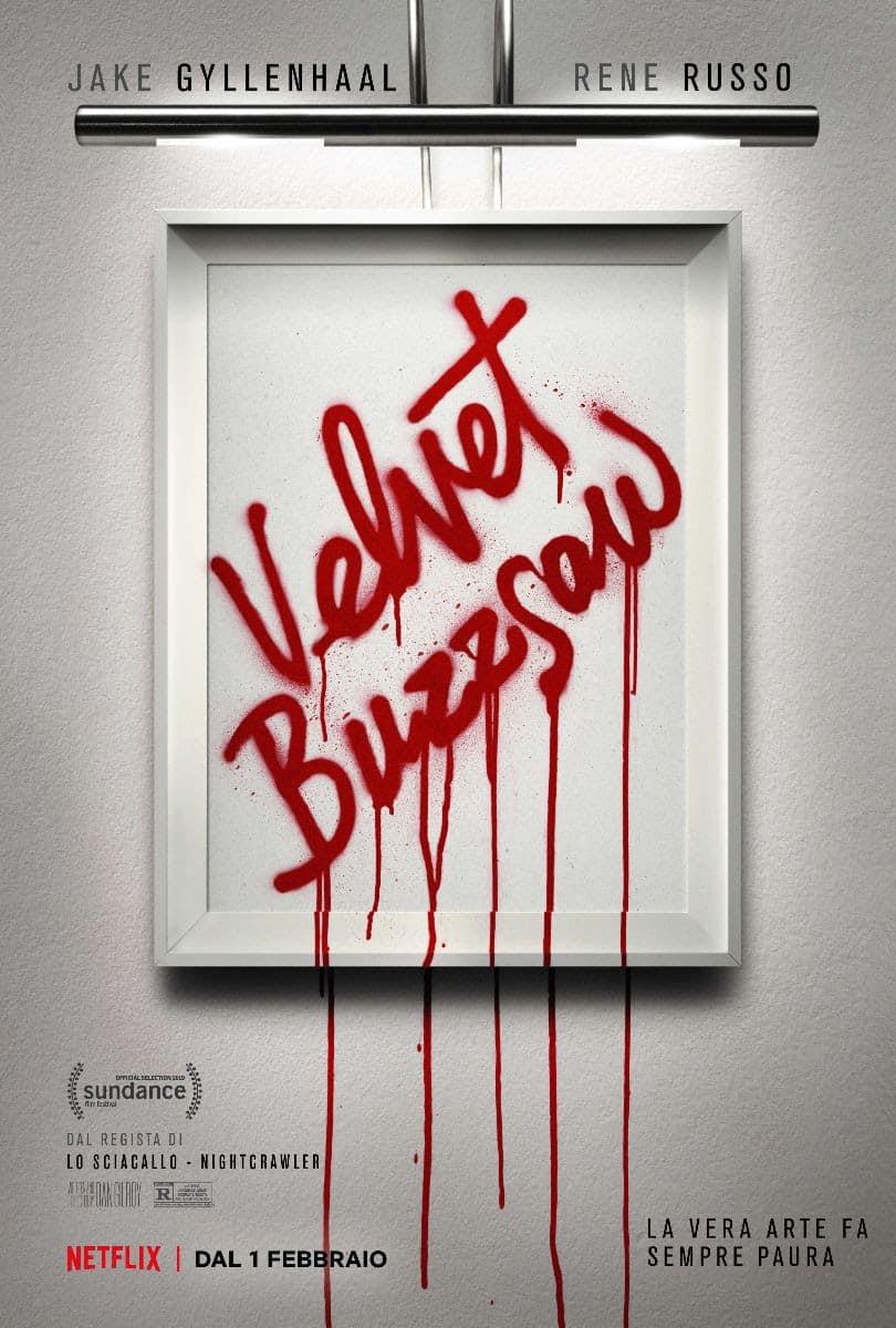 Velvet Buzzsaw cinematographe.it