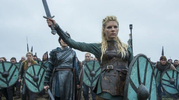 Vikings, TIMVISION, cinematographe.it