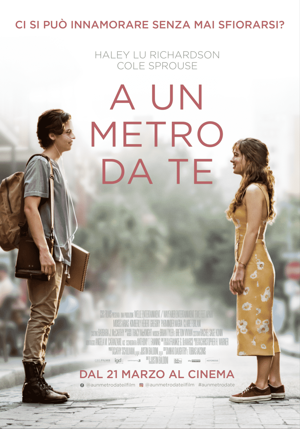 a un metro da te cinematographe.it