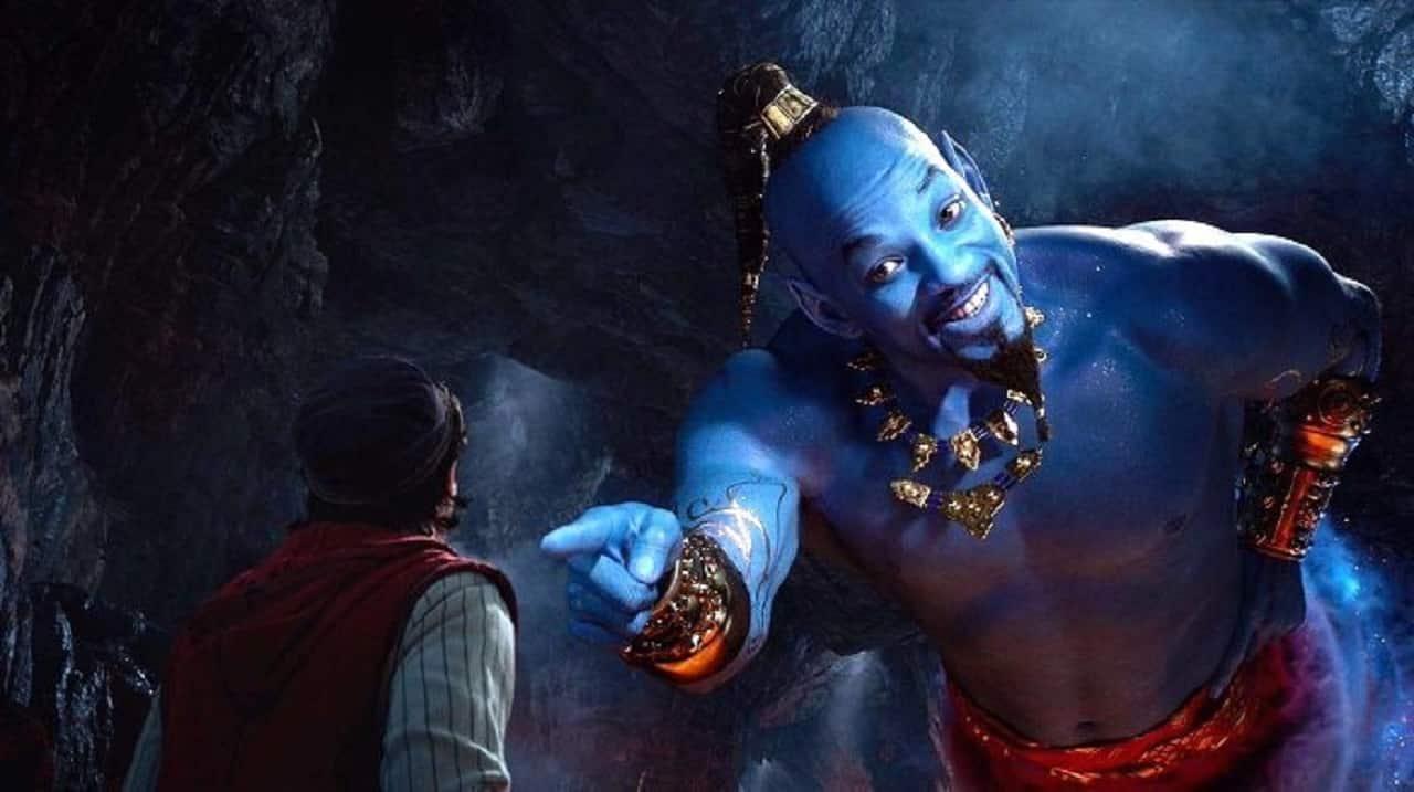 Aladdin Cinematographe