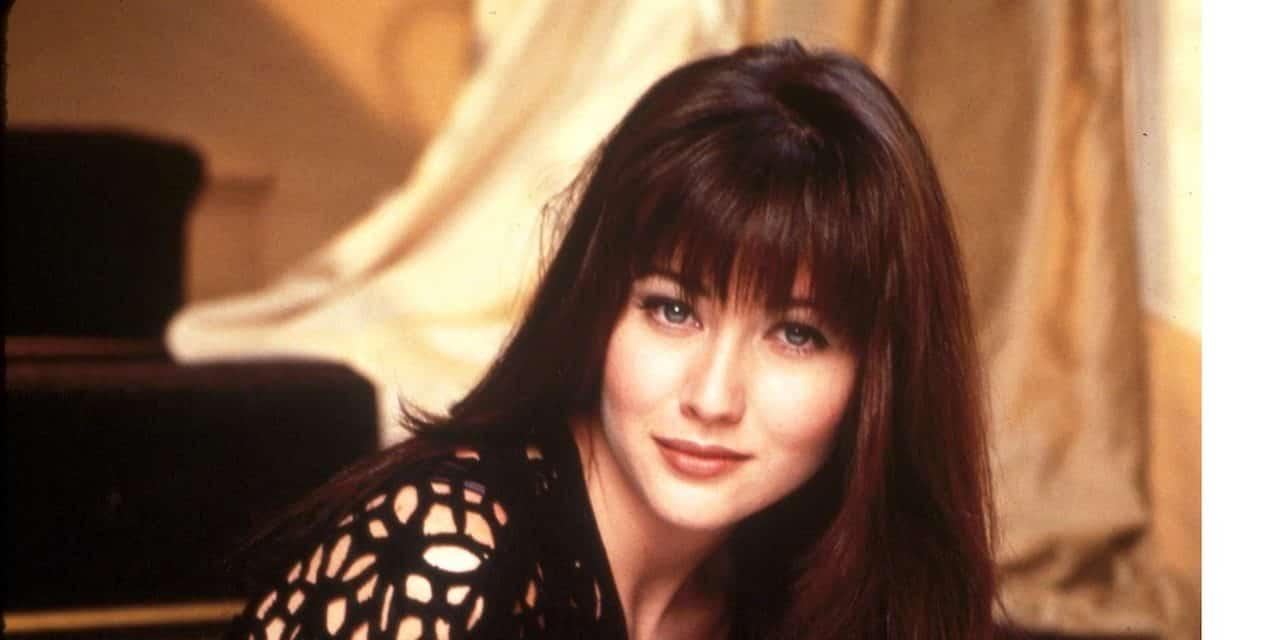 Beverly Hills 90210 Shannen Doherty - Cinematographe.it