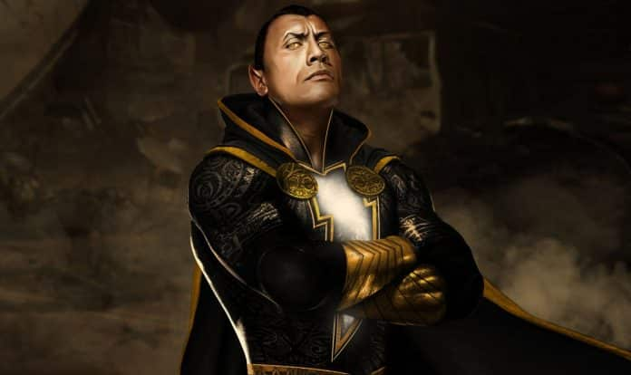 Black Adam Cinematographe