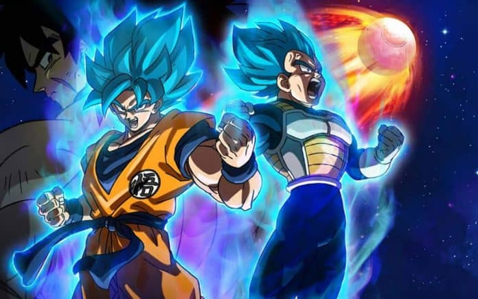 Box Office Italia Dragon Ball Super: Broly cinematographe.it