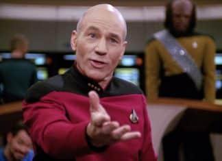 Star Trek Cinematographe