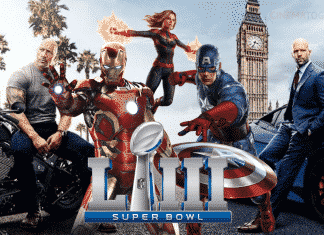 Super Bowl 2019 spot trailer cinematographe.it