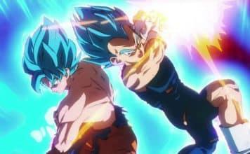 Dragon Ball Super: Broly cinematographe.it
