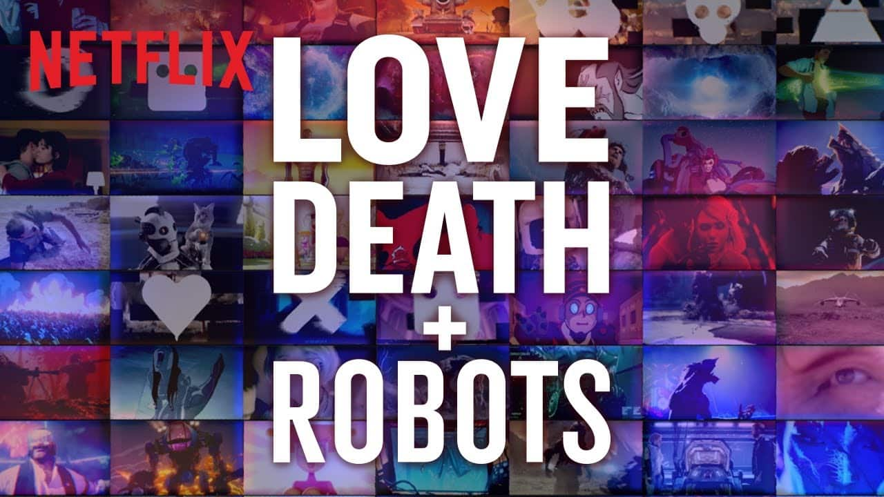 Love, Death And Robots: Love, Death And Robots: Il Trailer Italiano Della Serie