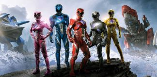 Power Rangers Cinematographe