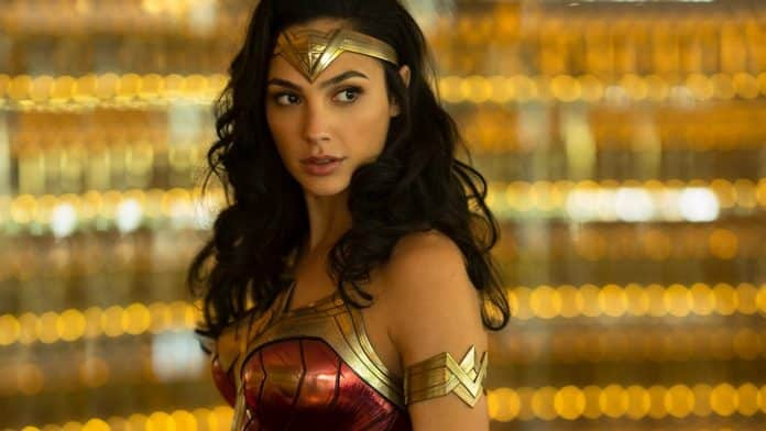 wonder woman Cinematographe.it