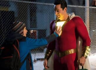 Shazam! cinematographe.it