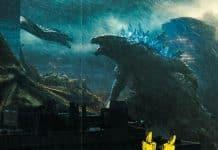 Godzilla II - King of the monsters cinematographe.it