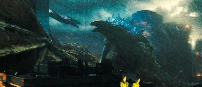 Godzilla II - King of the monsters cinematographe.it