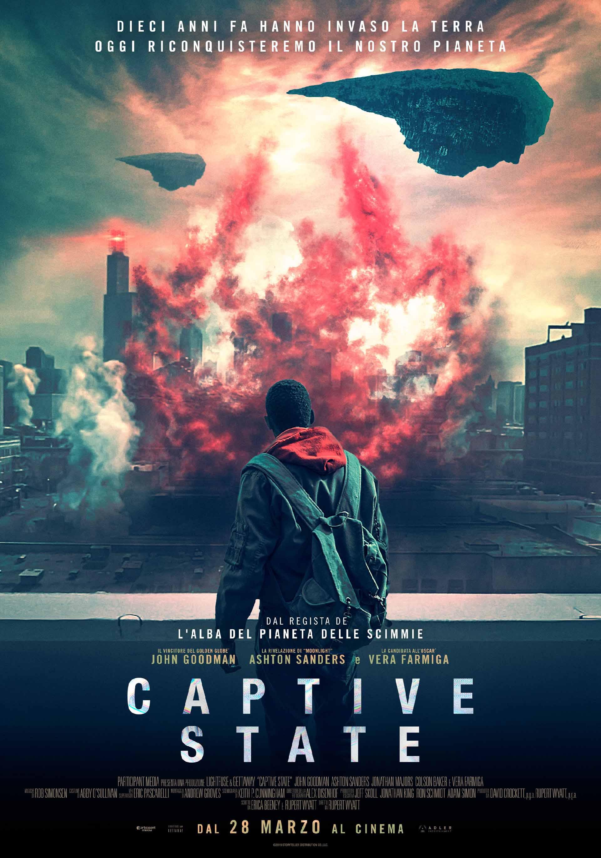 captive state il trailer ufficiale in italiano e il