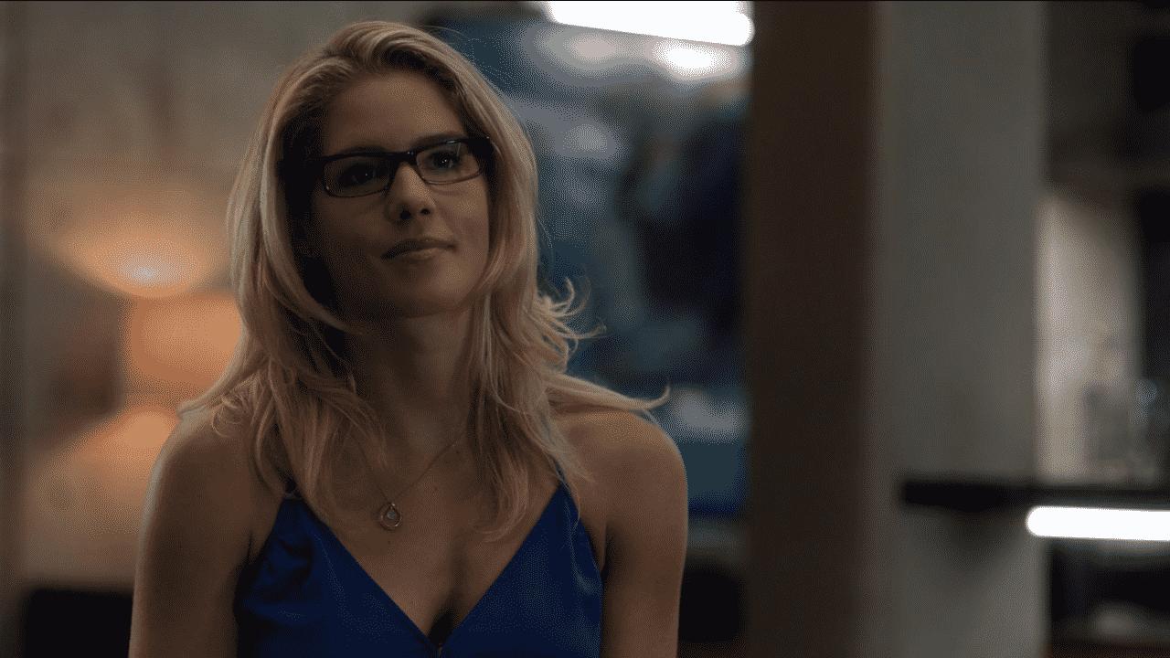 Arrow – Stagione 8: Emily Bett Rickards sul ritorno di Felicity