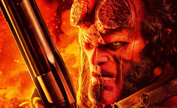 Hellboy, cinematographe.it