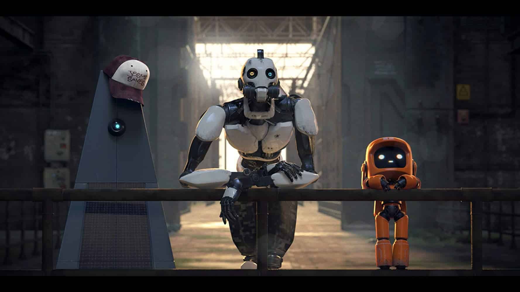 Love, Death And Robots Detail