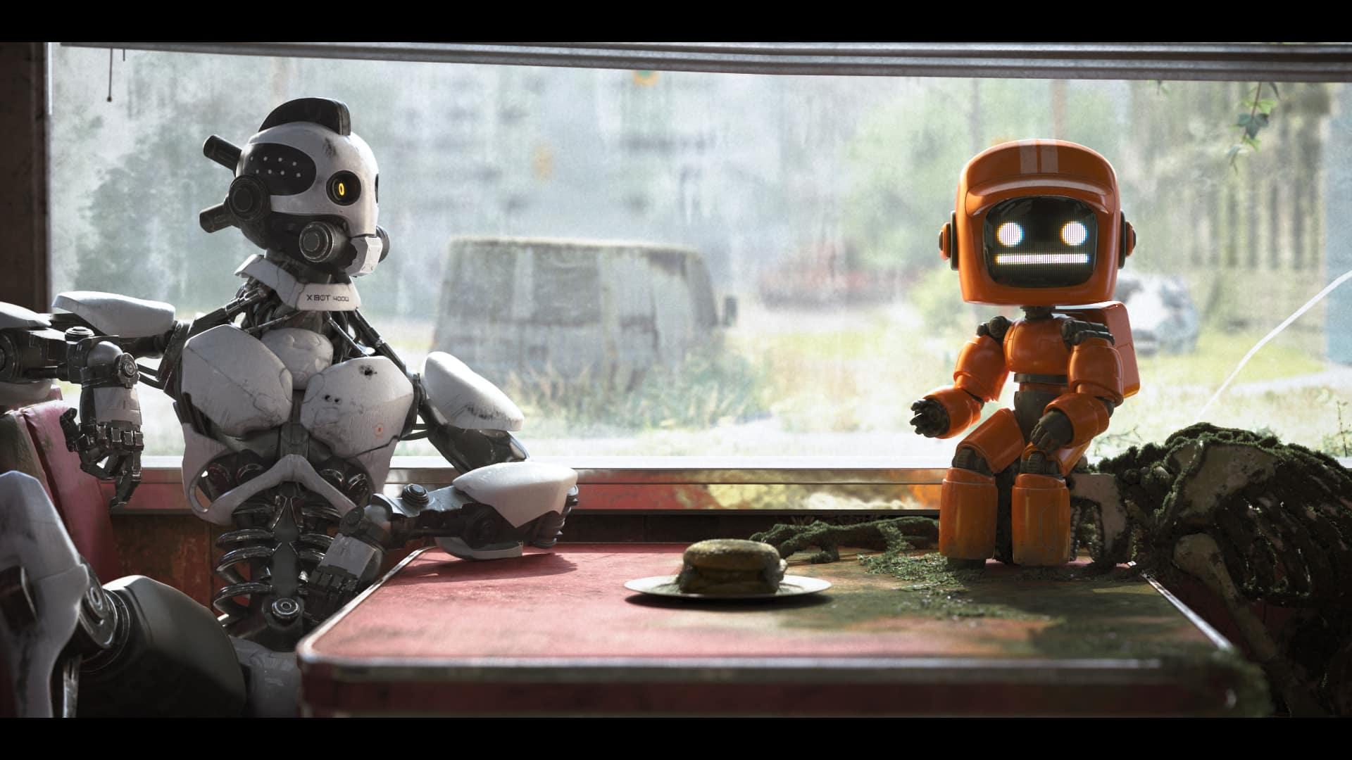 Love death & robots: la spiegazione dei 18 finali della serie tv