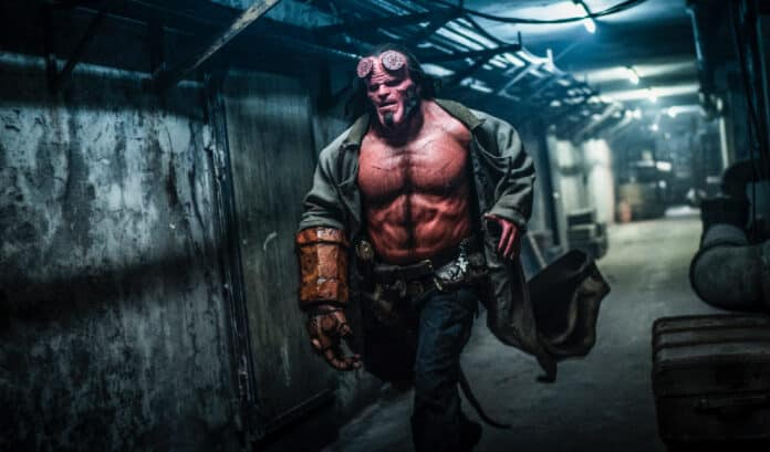Hellboy cinematographe.it