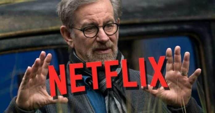 Steven Spielberg Cinematographe