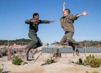 Swing Kids Cinematographe