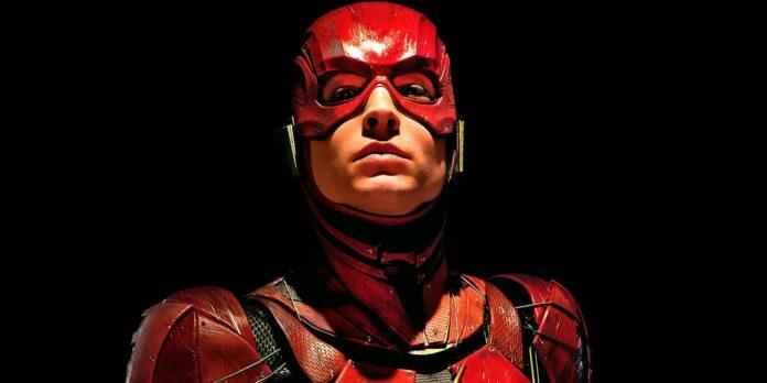 The Flash, Cinematographe