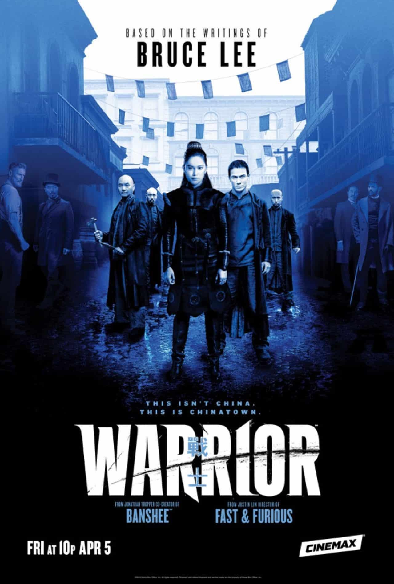 Warrior Cinematographe
