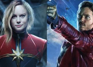 Captain Marvel Star Lord Cinematographe.it