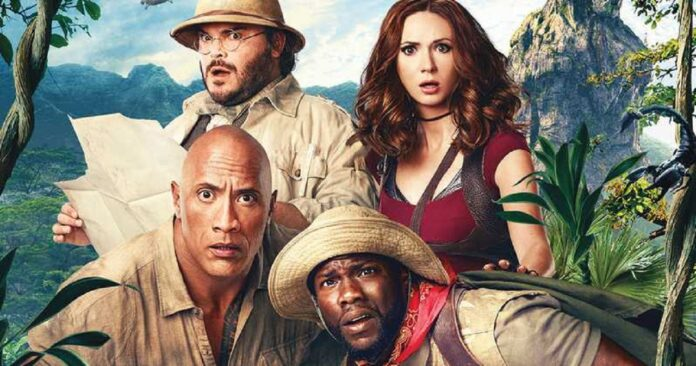 Jumanji: The Next Level Cinematographe.it