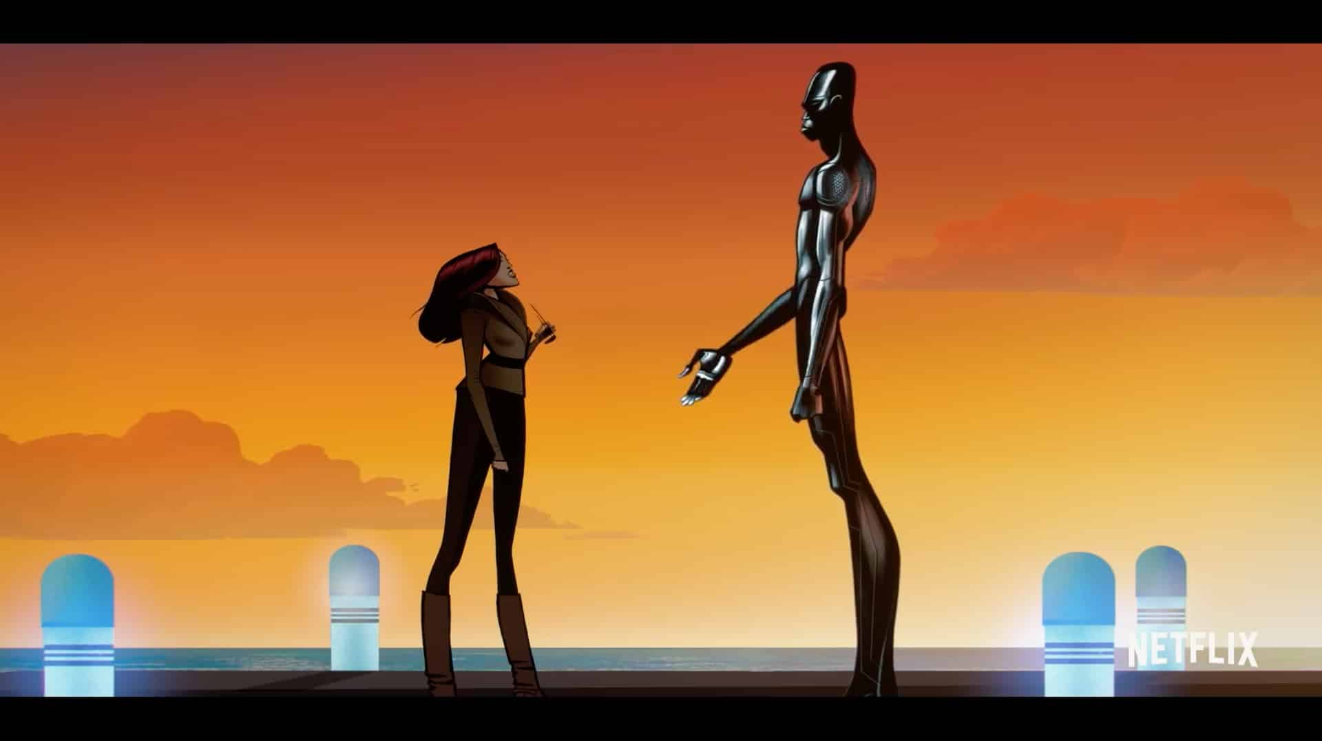 love, death and robots - photo #26