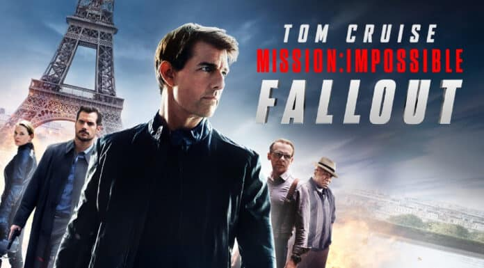 Mission: Impossible - Fallout cinematographe.it