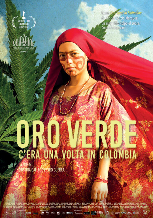 Oro Verde - Cera una volta in Colombia cinematographe.it
