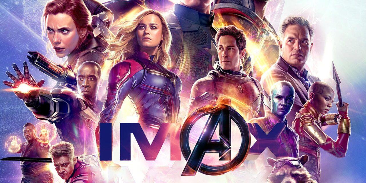 Cosa vedere al cinema il 1° maggio Avengers: Endgame