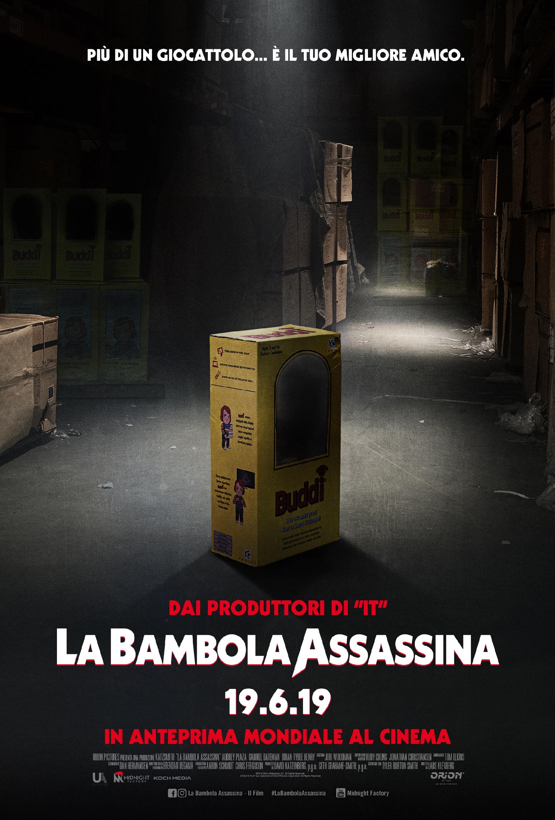 La Bambola Assassina cinematographe.it