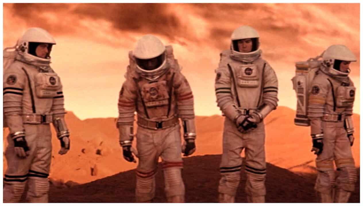 Mission to Mars - Cinematographe.it