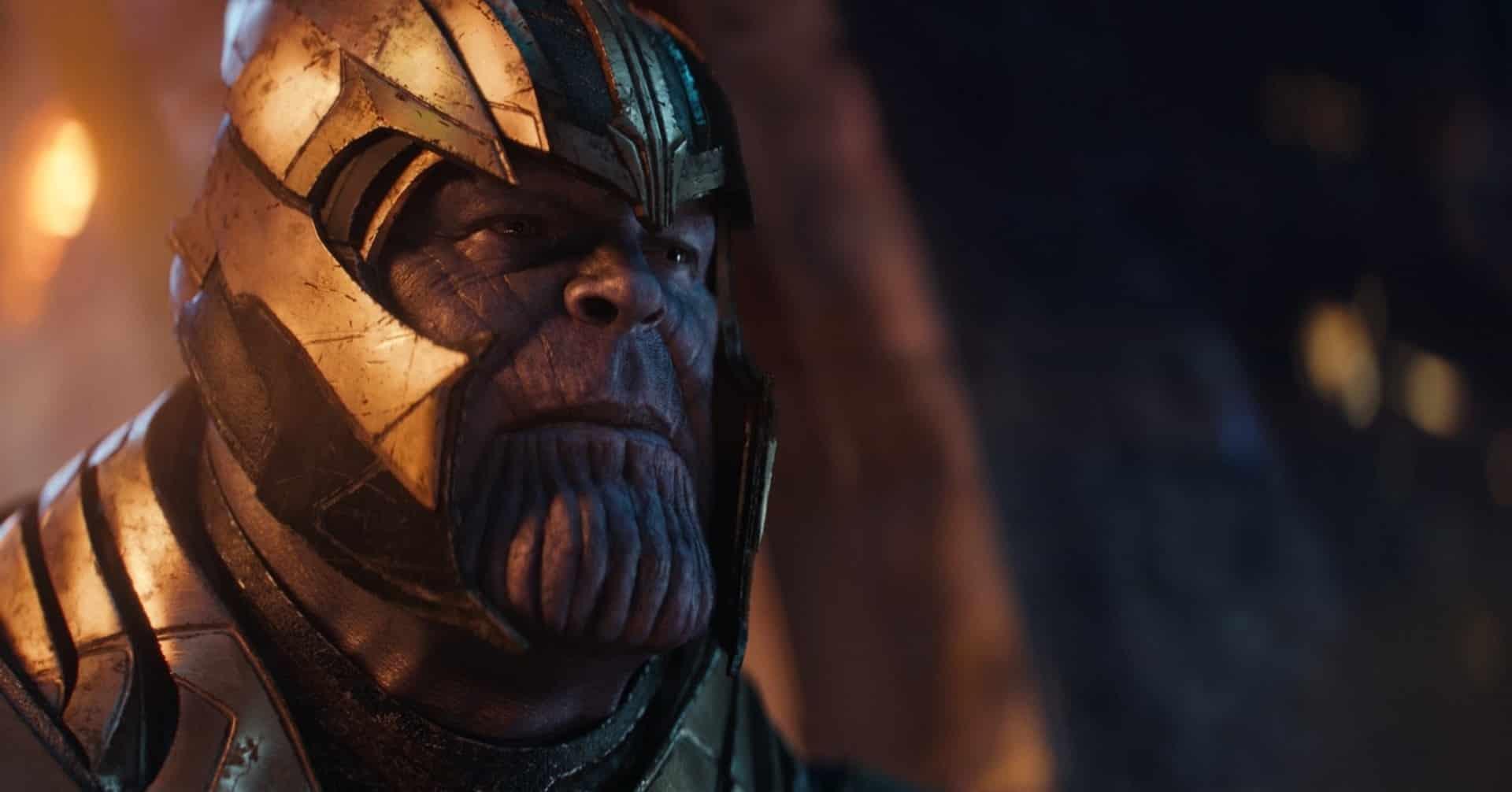 Avengers Endgame Thanos Distruggerà Le Gemme Dell