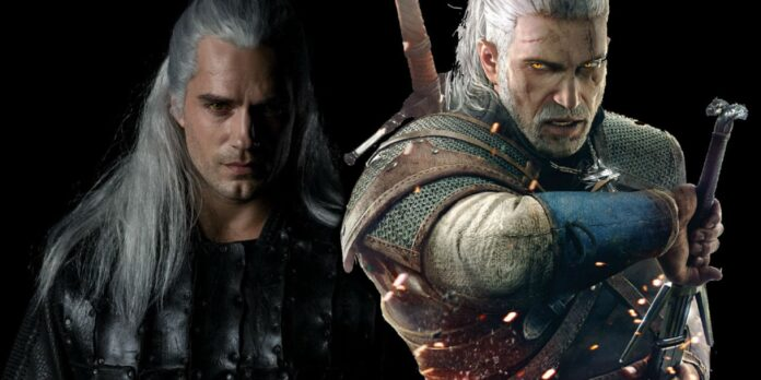 The Witcher Cinematographe